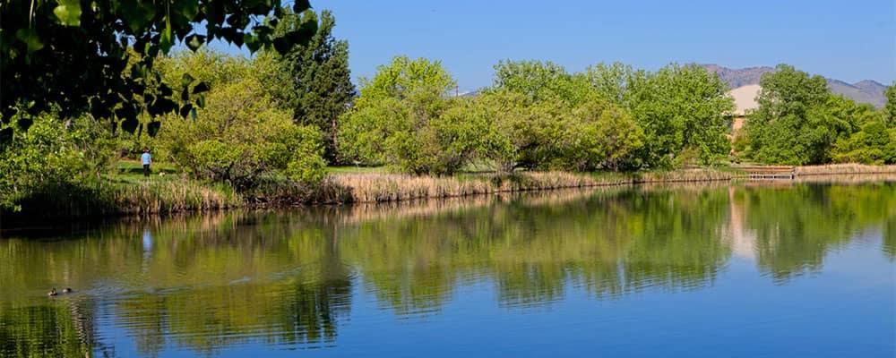 Lakewood dot org Bear Lake Picture