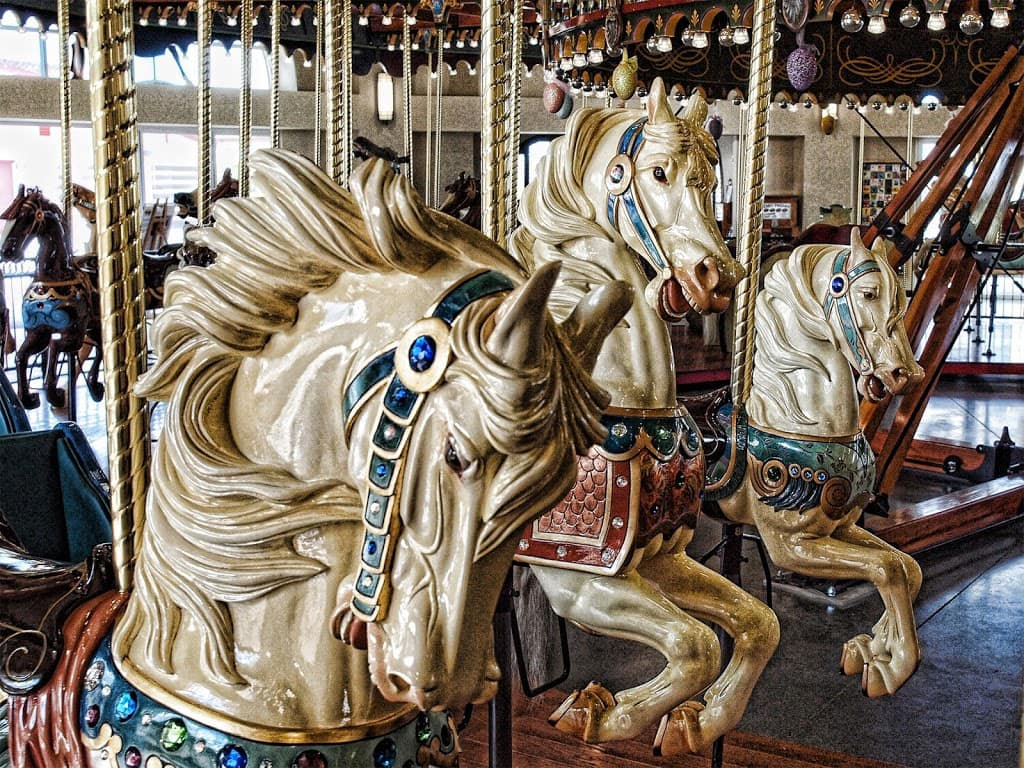 Gesa Carousel of Dreams