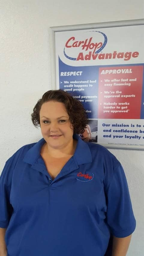 Heather Rittenhouse - Branch Manager of CarHop in Fort Collins