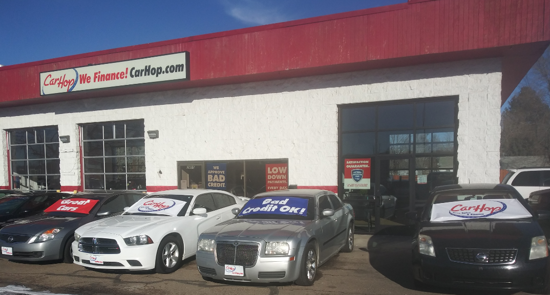 Car Dealerships In Greeley Co >> Buy Here Pay Here Car Lots In Greeley Co Used Car