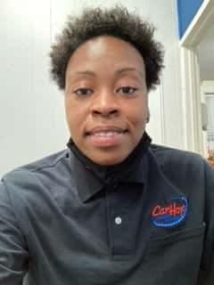Dezeria Clark. Account Manager