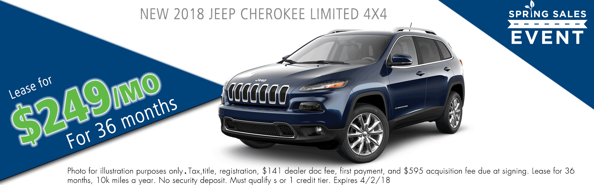 2018 jeep cherokee limited 4x4 carright auto moon township pittsburgh