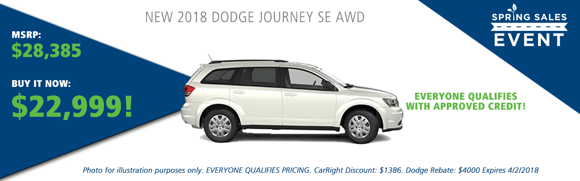 2018 dodge journey se awd carright auto moon township pittsburgh