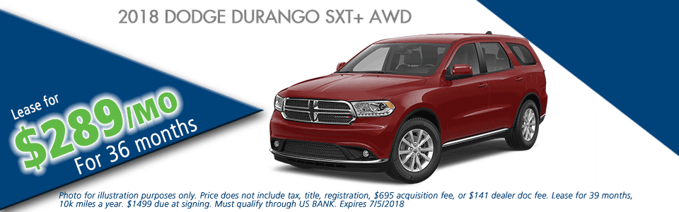 NEW 2018 DODGE DURANGO SXT PLUS AWD carright chrysler jeep dodge ram moon township pennsylvania pittsburgh