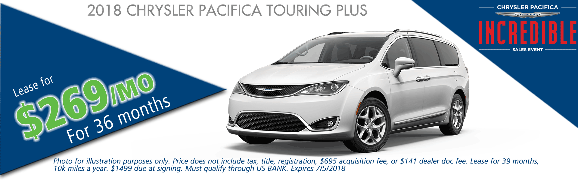 NEW 2018 CHRYSLER PACIFICA TOURING PLUS carright chrysler jeep dodge ram moon township pennsylvania pittsburgh