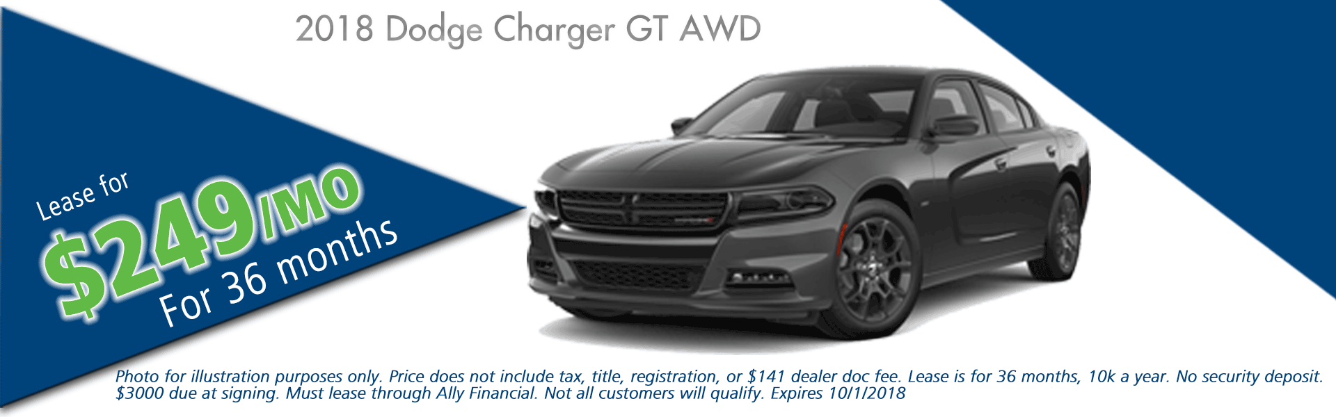 CarRight Chrysler Jeep Dodge Ram, Moon Township, PA Sales Service Body Shop PartsNEW 2018 DODGE CHARGER GT AWD