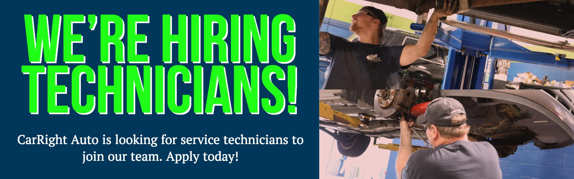 carright auto jobs service technician now hiring pittsburgh pa moon township
