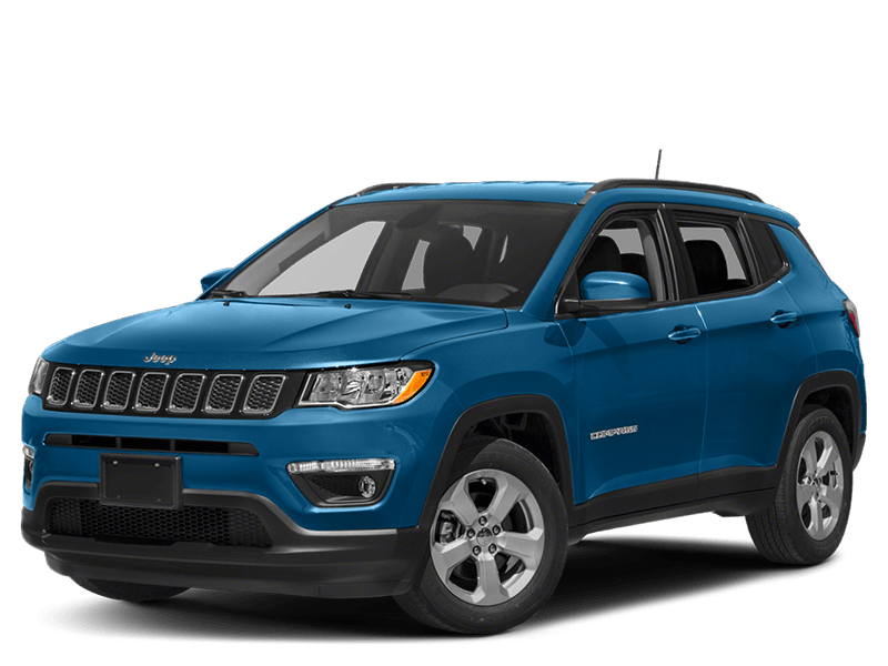 2019 Jeep Compass Sport FWD hero image
