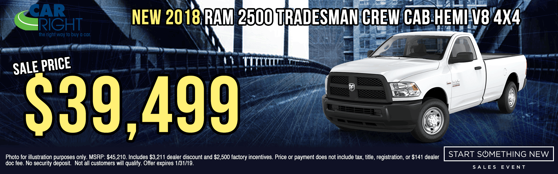 B2657---2018-RAM-2500-TRADESMAN-CREW-CAB-4X4 chrysler specials dodge specials jeep specials ram specials lease specials retail specials incentives shop now start something new sales event new vehicle specials carright specials