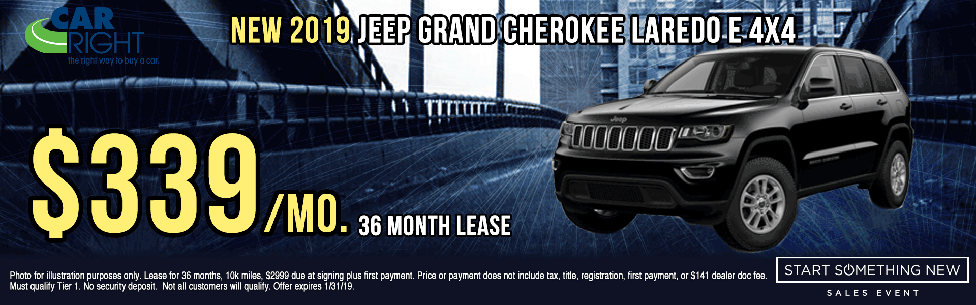 G3392---2019-JEEP-GRAND-CHEROKEE-LAREDO-E-4X4 chrysler specials dodge specials jeep specials ram specials lease specials retail specials incentives shop now start something new sales event new vehicle specials carright specials