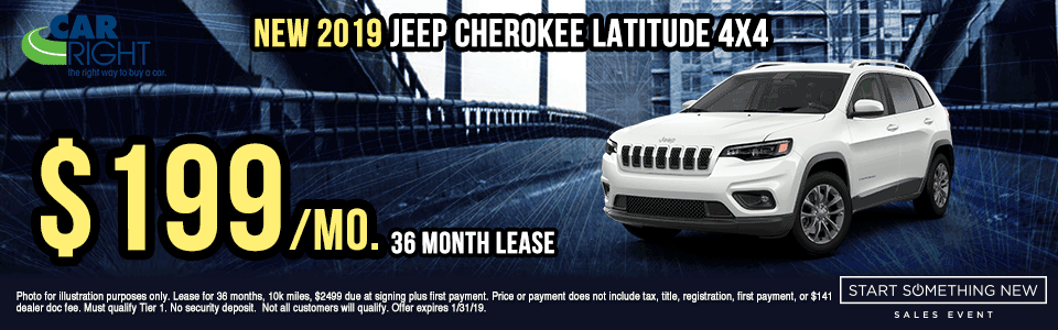 K3380---2019-JEEP-CHEROKEE-LATITUDE-PLUS-4X4 chrysler specials dodge specials jeep specials ram specials lease specials retail specials incentives shop now start something new sales event new vehicle specials carright specials