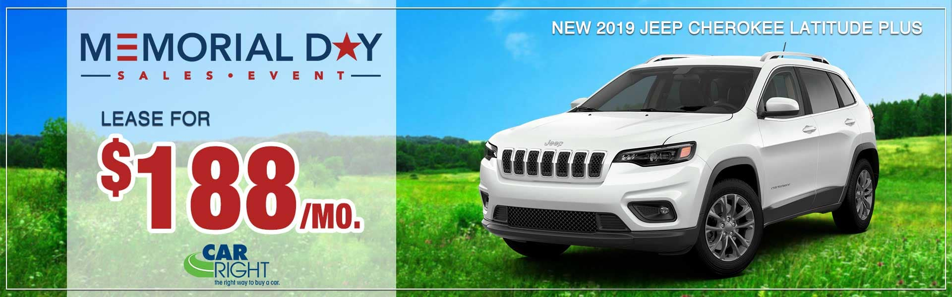K3578-2019-jeep-cherokee-latitude-plus-600x400 Jeep celebration event Chrysler Pacifica blockbuster sales event dodge performance days bigger things sales event Memorial Day sales event carright moon township Pittsburgh new vehicle specials lease specials