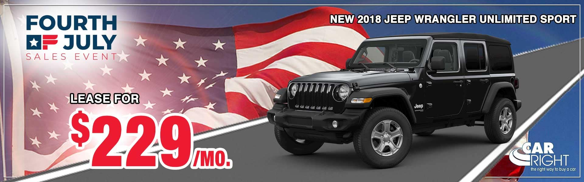 CarRight Chrysler Jeep Dodge Ram Fuso. Moon Township, PA. New, Used, parts, accessories, service. The right way to buy a car. 2018 Jeep Wrangler Unlimited Sport 4x4