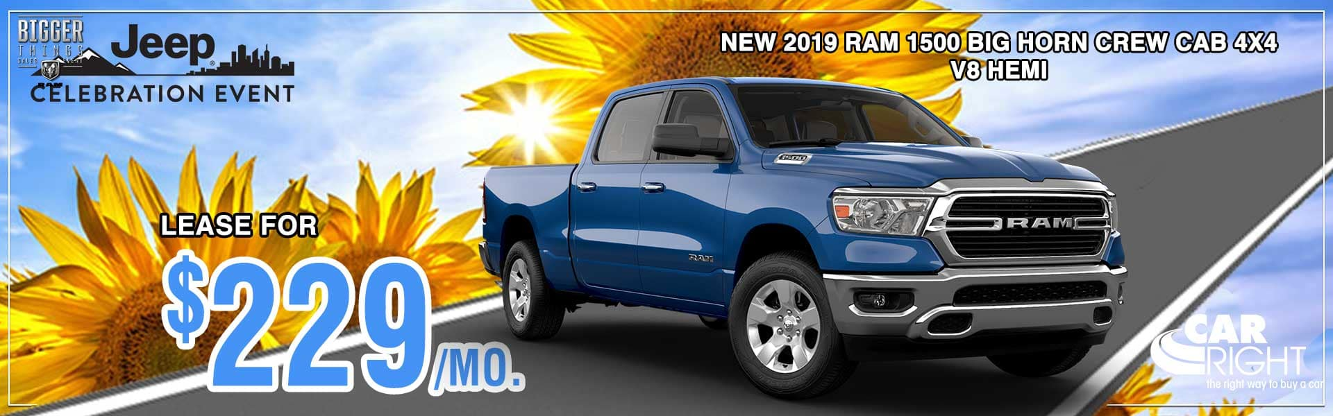 CarRight Chrysler Jeep Dodge Ram Fuso. Moon Township, PA. New, Used, parts, accessories, service. The right way to buy a car. 2019 Ram 1500 Big Horn Crew Cab 4x4