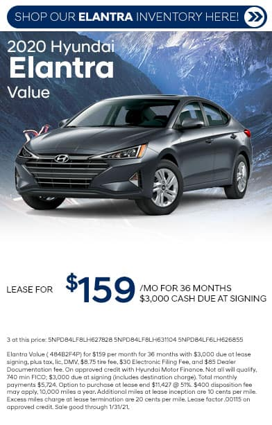 2020 hyundai elantra lease specials card