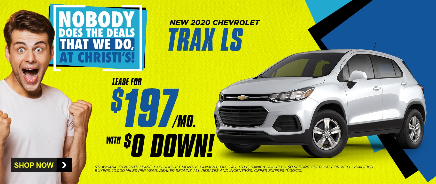 Trax LS Lease