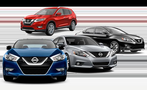 Nissan Car Line Up