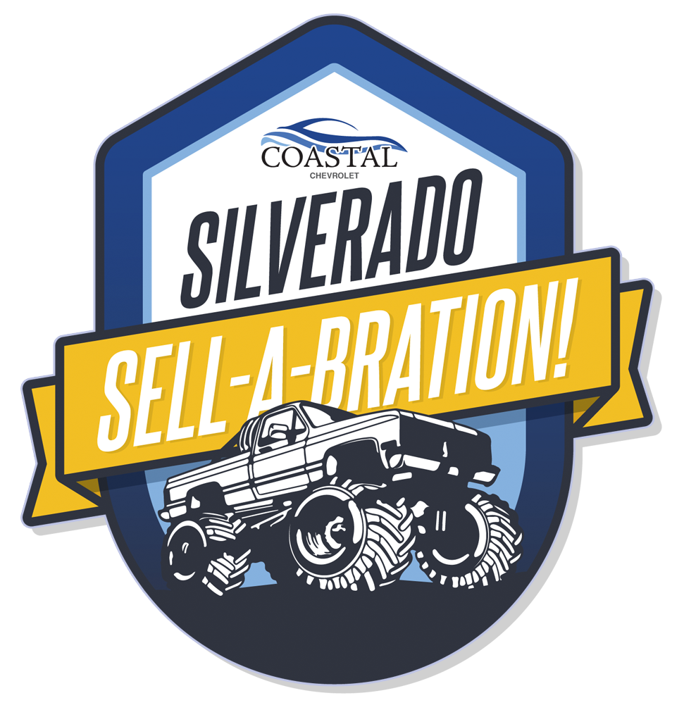 Coastal Chevrolet Silverado Sell-A-Bration Sales Event