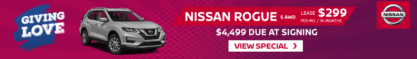 Nissan Rogue Lease | Coastal Chevrolet Cadillac Nissan