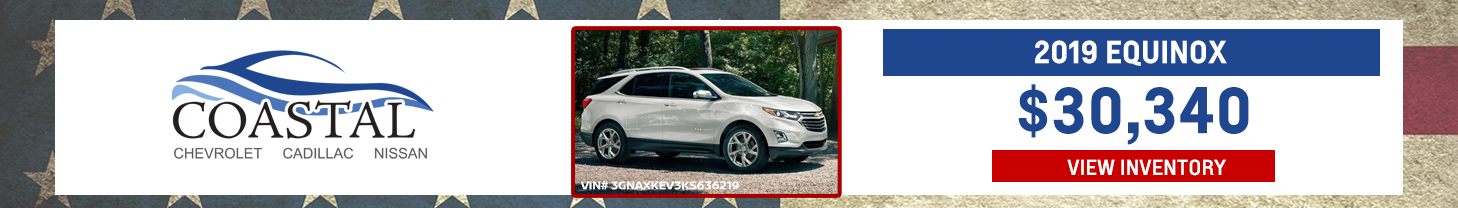 Chevy Equinox May Offer