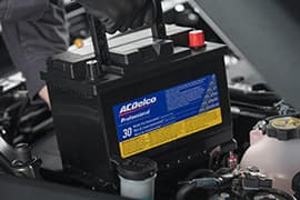 ACDelco Professional Silver Batteries Specials