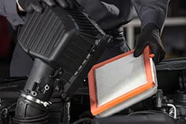 Chevy Air Filter Discount at Coastal Chevrolet