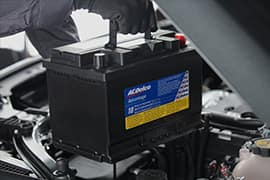 ACDELCO ADVANTAGE BATTERY OFFER AT COASTAL CHEVROLET
