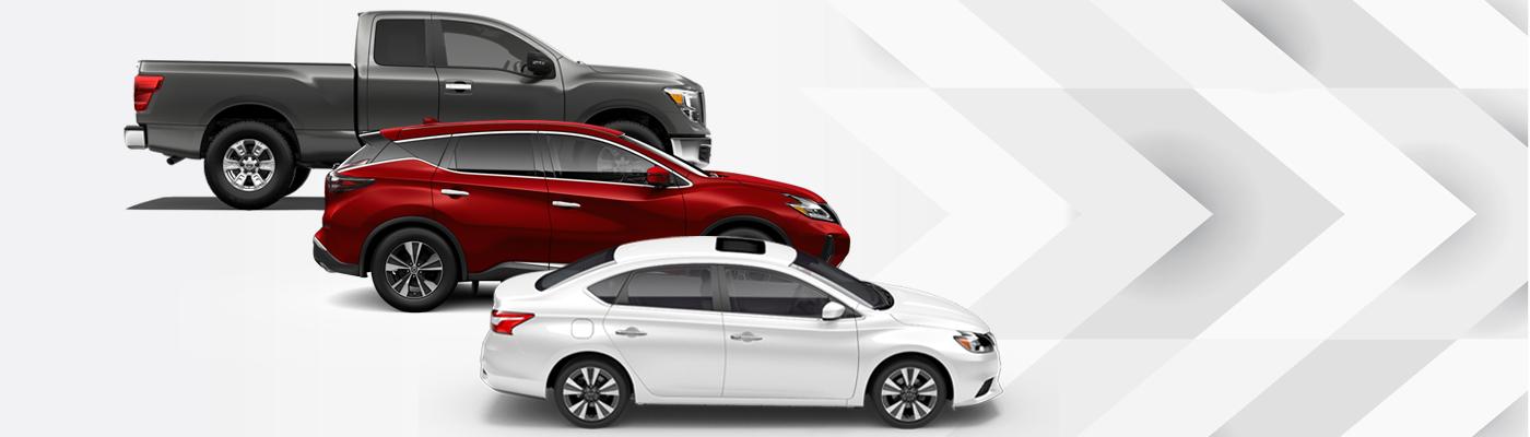 All Nissan Models