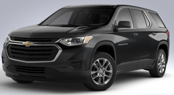 2020 Chevy Traverse LS Trim