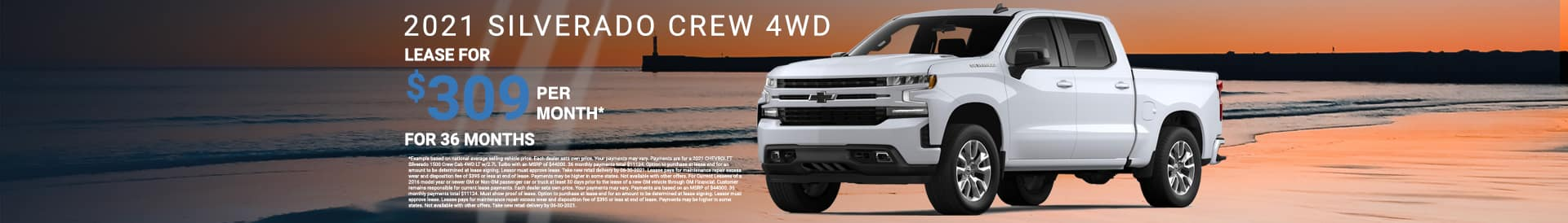Hurry in today to get a great deal on a new Silverado from Coastal!