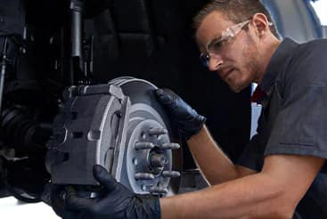 $40 Rebate† on the purchase and installation of four GM Genuine Parts or ACDelco Brake Rotors.