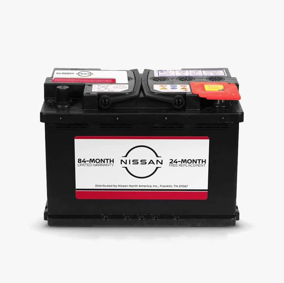 Nissan Battery Option