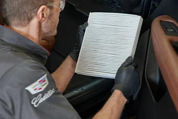 $10 Rebate† on the purchase and installation of any ACDelco Cabin Air Filter.