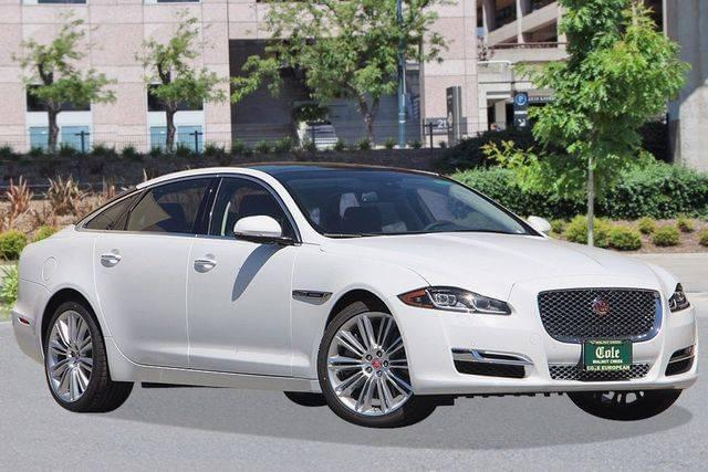 New 2016 Jaguar XJL Supercharged