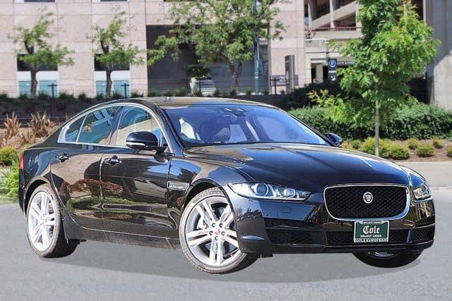 2017 Jaguar XE 35t Prestige RWD
