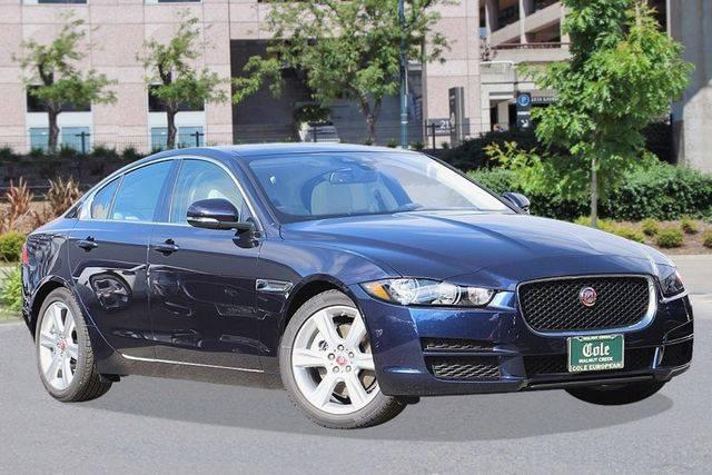 New 2017 Jaguar XE 25t Prestige RWD Sedan