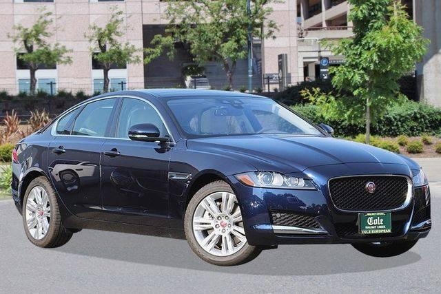 New 2017 Jaguar XF 35t RWD Sedan