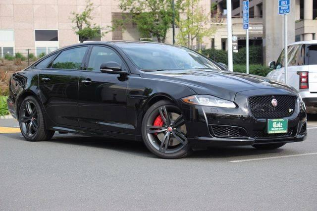 New 2016 Jaguar XJ XJR LWB RWD Sedan