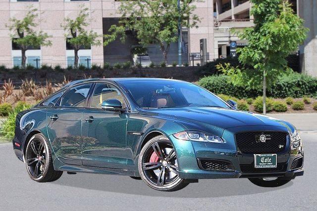 2016 Jaguar XJ XJR RWD