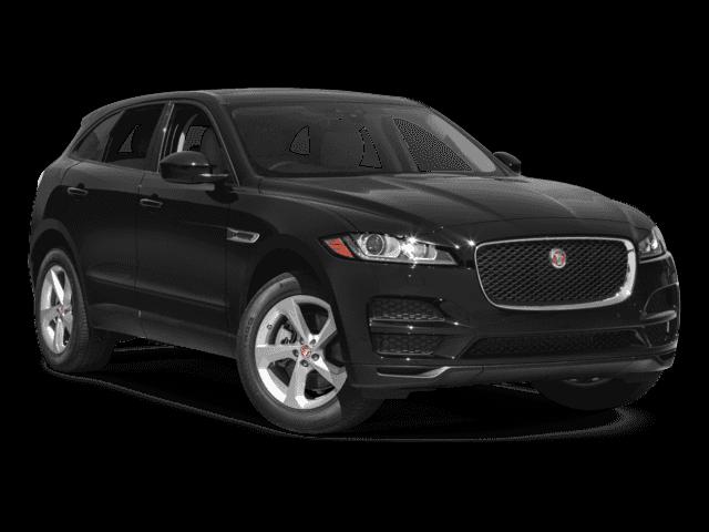 New 2017 Jaguar F-PACE 35t Premium AWD
