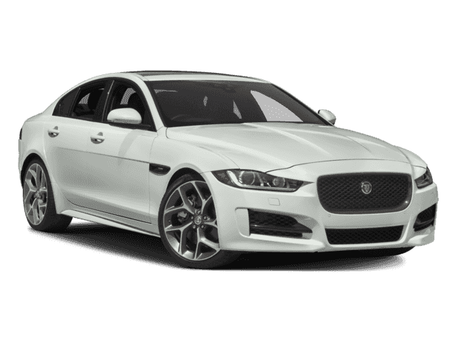 New 2017 Jaguar XE 35t R-Sport RWD Sedan