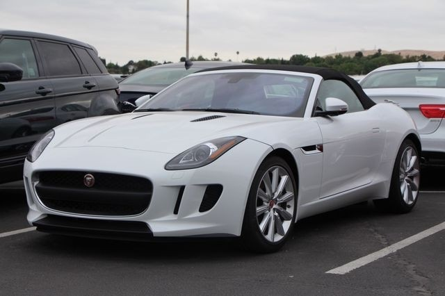 New 2017 Jaguar F-TYPE Premium RWD Convertible