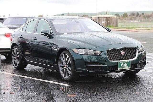 New 2017 Jaguar XE 25t Prestige RWD Sedan