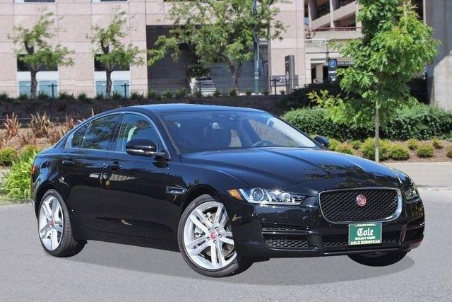 New 2017 Jaguar XE 35t Prestige RWD Sedan