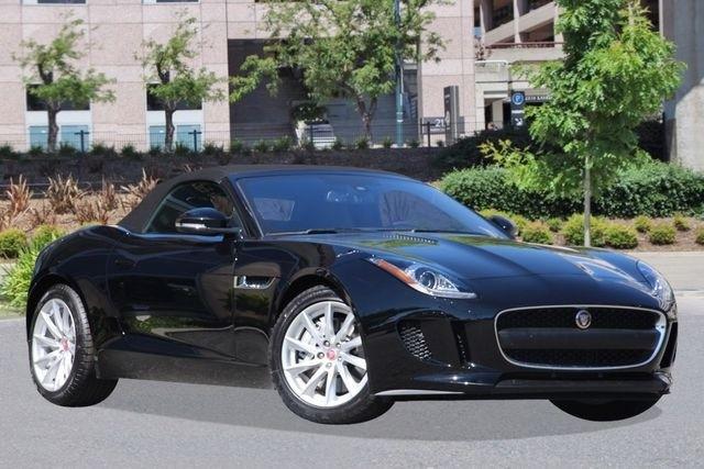 New 2017 Jaguar F-TYPE Premium RWD Convertible