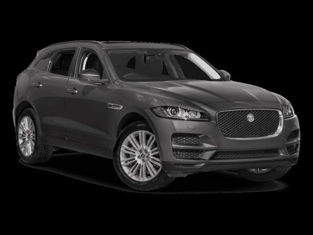New 2018 Jaguar F-PACE 20d Prestige