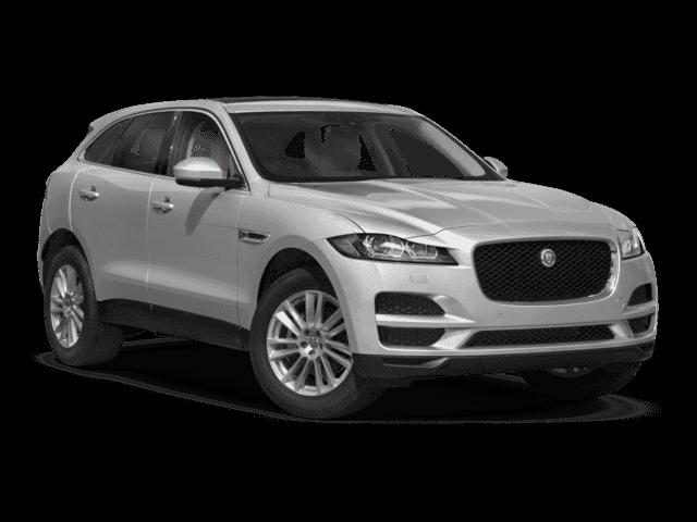 New 2018 Jaguar F-PACE 25t Premium