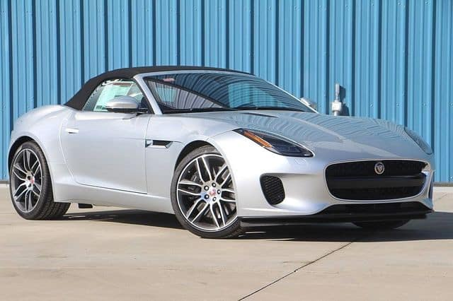 NEW 2018 Jaguar F-Type RWD Convertible
