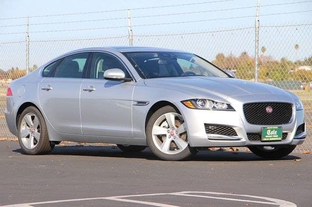 NEW 2018 JAGUAR XF 25T