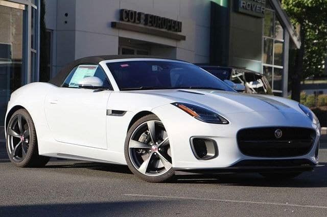 NEW 2018 JAGUAR F-TYPE 400 SPORT RWD CONVERTIBLE